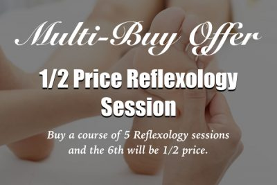 Multi-Buy Reflexology Offer